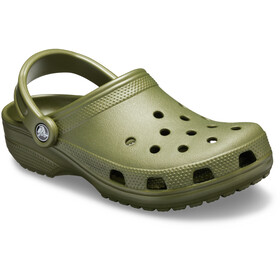 Crocs Classic Clogs, army green